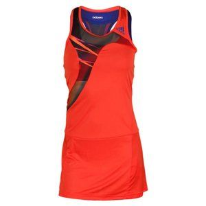 Adidas Adizero Formotion Dress Orange Blue Tennis